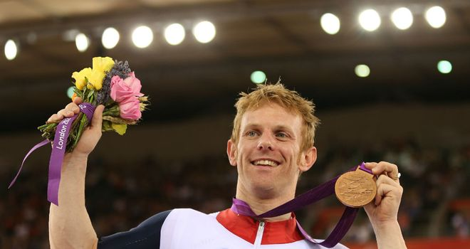 Jody Cundy: Bidding to be a part of England's 2014 Commonwealth Games team
