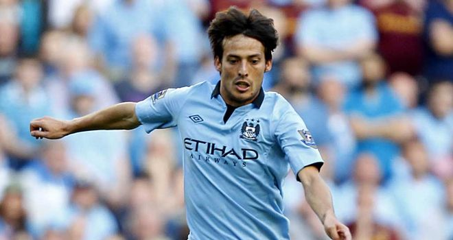 David Silva: Looking to shake off a hamstring injury