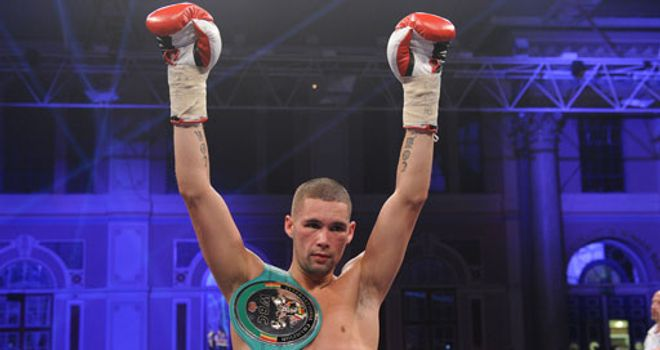 Tony Bellew: Will fight on Carl Froch's undercard. (pic leighdawneyphotography.com)