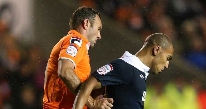 Ian Evatt: Thankful Blackpool earned a point
