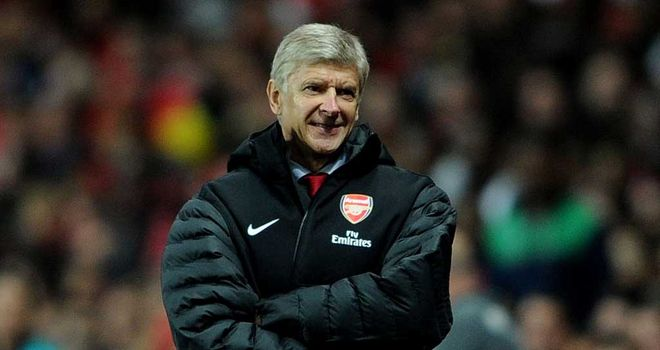 Arsene Wenger: Pleased with Arsenal's situation ahead of latest financial results