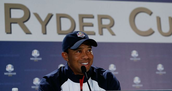 Tiger Woods: Warned Rory McIlroy he can expect to be a marked man at the Ryder Cup