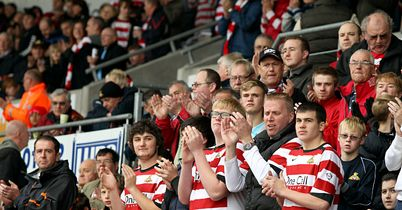 Doncaster: Flying high in League One