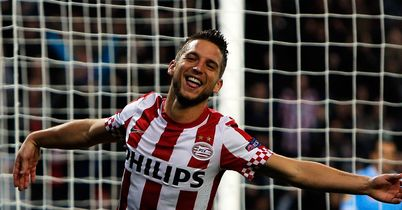 Dries Mertens: Scored in PSV win