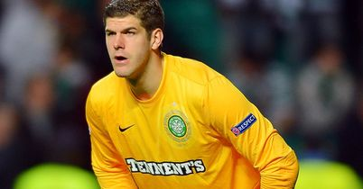 Fraser Forster: Called up by England