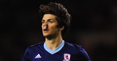George Friend: Nicknamed 'RoboCop'