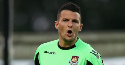Stephen Henderson: Poised to join Ipswich Town on loan from West Ham
