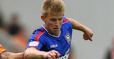 Luke Hyam: Delighted to sign an extended deal