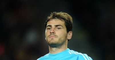 Iker Casillas: Unhappy with fans' booing of Mourinho