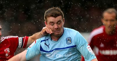 John Fleck: Netted from the spot for Coventry