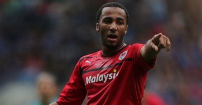 Nicky Maynard: Cruciate injury