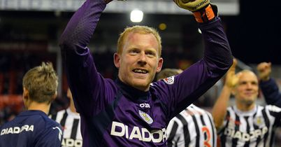 Craig Samson: joining Kilmarnock next season