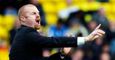 Sean Dyche: Proud of beaten Burnley
