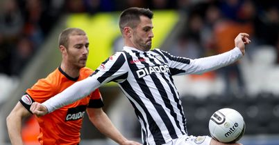 Thompson: In action for St Mirren