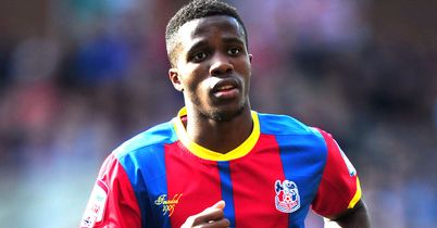 Wilfried Zaha: Played for England in midweek