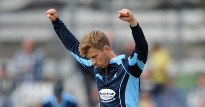 Will Beer: New two-year contract at Sussex for spinner