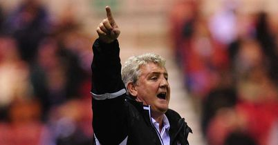 Steve Bruce: Was not content despite Hull's win over Barnsley