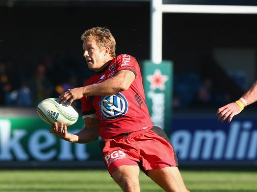 Jonny Wilkinson: Still has the hunger
