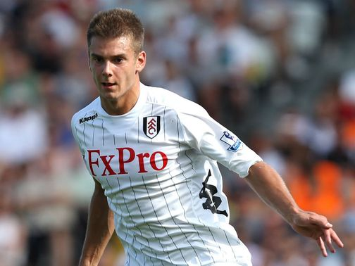 Kacaniklic: Has impressed for Fulham