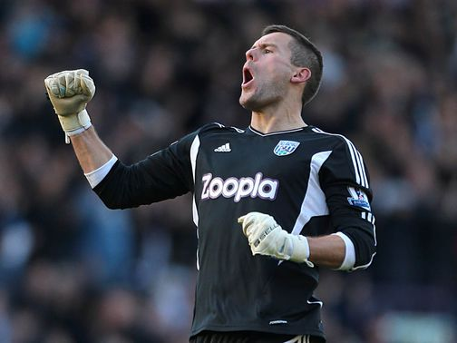 Ben Foster: Concern for West Brom