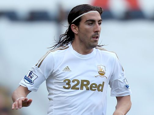 Chico Flores: Set to miss out on Wembley appearance