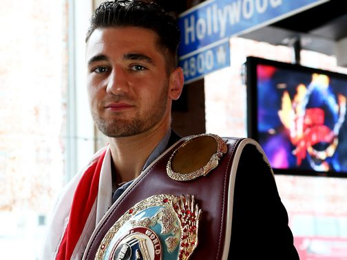 Nathan Cleverly: Defends his belt against a stand-in opponent