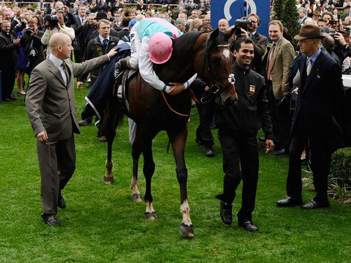 Frankel: Will stand at 125,000 in his first season