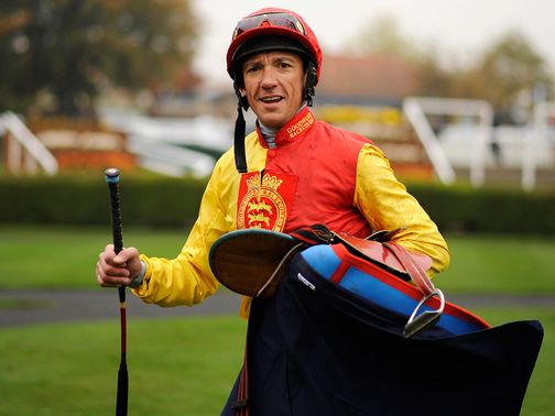Frankie Dettori: Verdict due