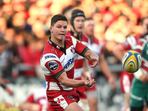 Freddie Burns: Recalled by Gloucester