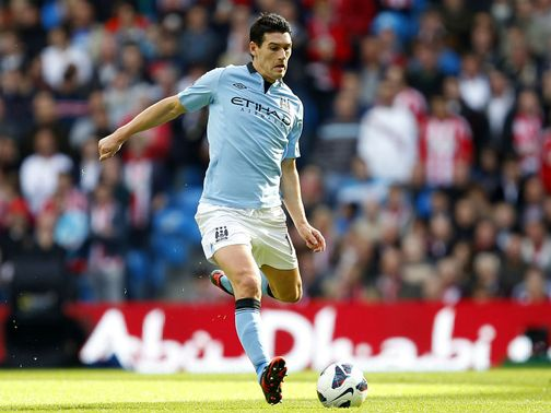 Gareth Barry: Charged by the FA