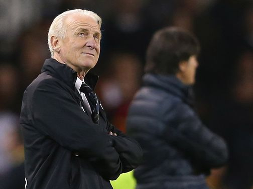 Giovanni Trapattoni: Not worried over future