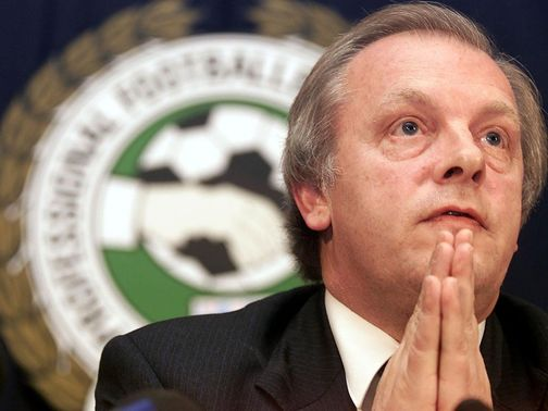 Gordon Taylor: Looking for consistency
