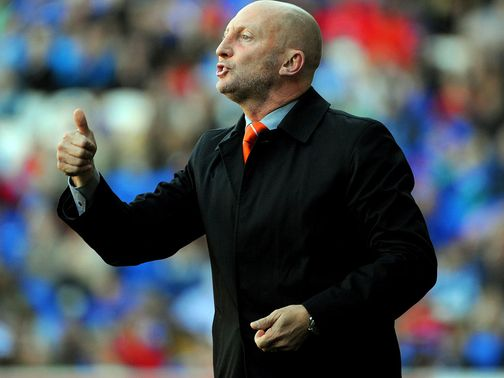 Ian Holloway: Can kick his reign off with a win