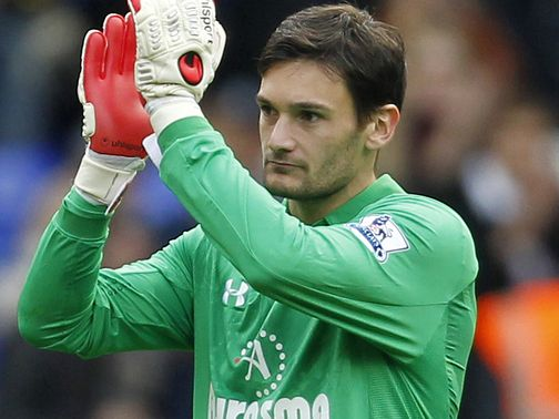 Hugo Lloris: Made one PL start since moving to Spurs