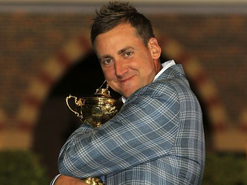 Poulter: Another huge role in Europe&#39;s Ryder Cup win