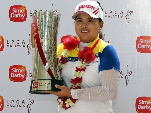 Inbee Park: Saw off defending champion