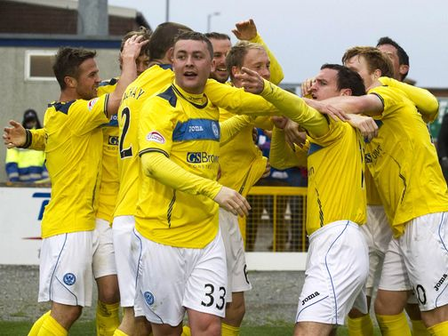 St Johnstone: Won't face Cowdenbeath on Tuesday night