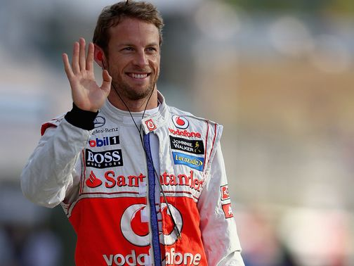 Jenson Button: High hopes for 2013