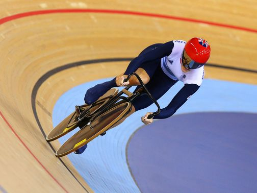 Jess Varnish: Looking for success in Glasgow