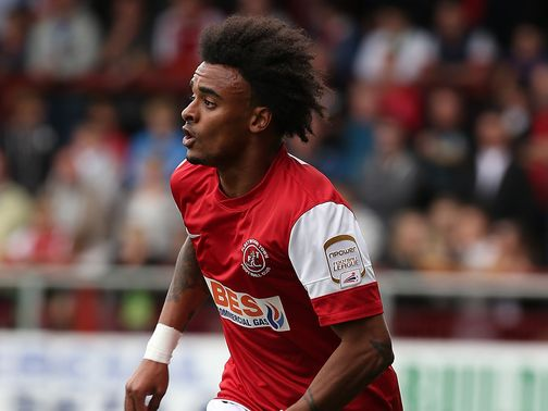 Junior Brown: Rescued a point for the Cod Army