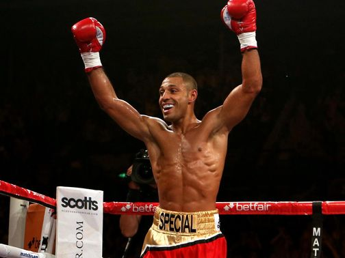 Brook: Uncertainty surrounding next fight