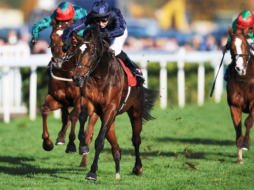 Kingsbarns: Could return to the track on Sunday