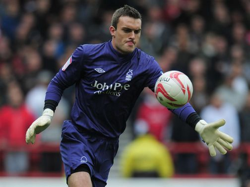 Lee Camp: Hoping to add to the competition at Carrow Road