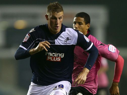 Wood: Currently on loan at Millwall