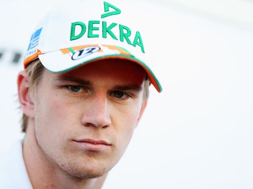 Hulkenberg: Heading to Sauber