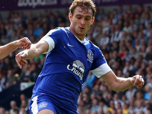 Nikica Jelavic: Rediscovered his scoring touch against Sunderland