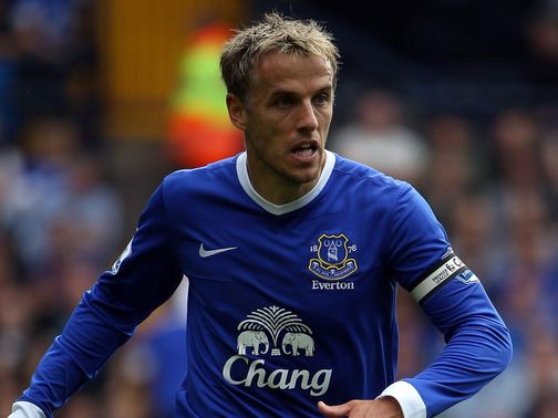 Phil Neville: Has gone under the knife