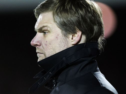 Steven Pressley: Coventry keen on Falkirk boss