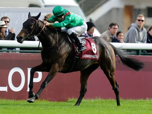Ridasiyna: Can claim the Filly & Mare Turf