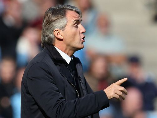 Roberto Mancini: High praise for West Brom